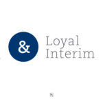 LOYALINTERIM LOGO Design 2016